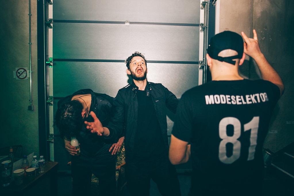 Moderat // 2016