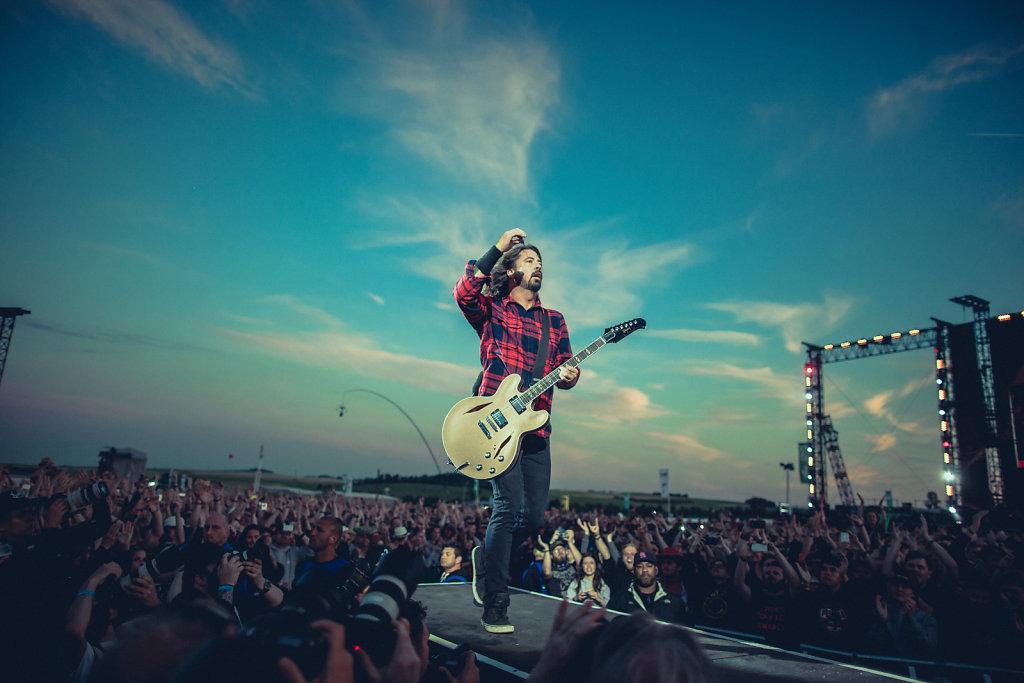Foo Fighters // 2016